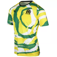 2021 Marseille  OM Africa  Special Edition Soccer Jersey