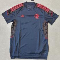 2021/22 Flamengo Black Training Jersey