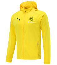 2021 BVB Yellow windbreaker
