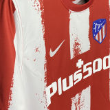 2021/22 ATM 1:1 Quality Home Fans Soccer Jersey