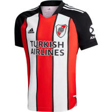 2021 River Plate Away Fans Soccer Jerseys