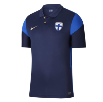2020 Euro Finland 1:1 Quality Away Fans Soccer Jersey