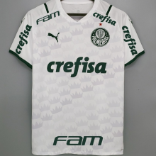 2021/22 Palmeiras 1:1 Quality Away Fans Soccer Jersey(All AD 全广告)