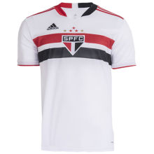 2021/22 Sao Paulo 1:1 Quality Home Fans Soccer Jersey