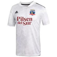 2021 Colo-Colo Home White Fans Soccer Jersey