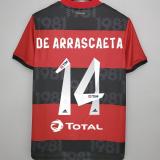 DE ARRASCAETA #14 Flamengo 1:1 Quality Home Fans Soccer Jersey 2021/22