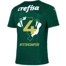 2021/22 新款 Palmeiras 1:1 Quality Home Green Fans Soccer Jersey