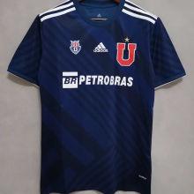 2021 Universidad de Chile Home Blue Fans Soccer Jersey