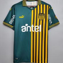2021 Atletico Penarol 129th Fans Soccer Jersey