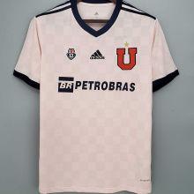 2021 Universidad de Chile Pink Fans Soccer Jersey