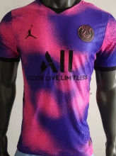 2021 PSG JD Fourth Player Version Soccer Jersey