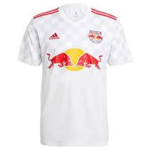 2021 New York Red Bulls White Fans Soccer Jersey
