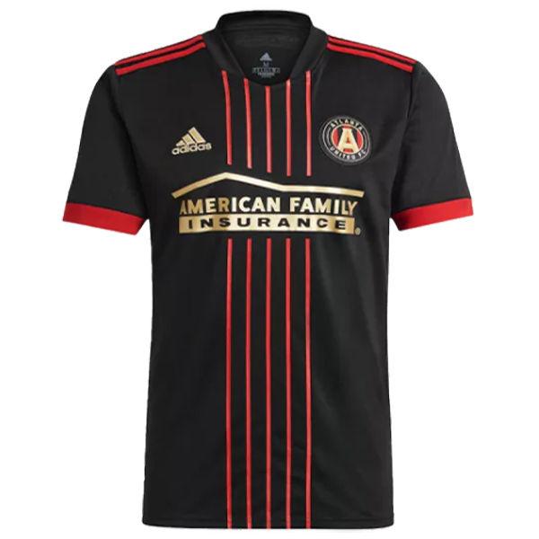 2021 Atlanta United  Black Fans Soccer Jersey