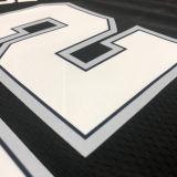 2021 Spurs ALDRIOGE #12 City Edition Black NBA Jerseys Hot Pressed
