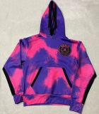2021 PSG Pink Purple Hoodie Training Tracksuit