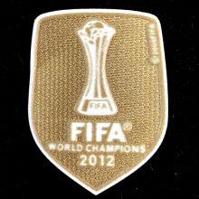 2012 FIFA Club World Cup Champions Patch 2012世俱杯金杯