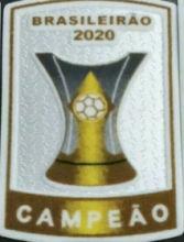 2020 Brazilian Champions Patch 2020巴西联赛冠军章