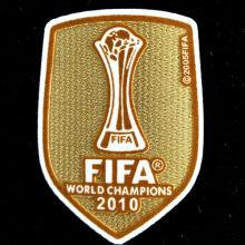 2010 FIFA Club World Cup Champions Patch 2010世俱杯金杯