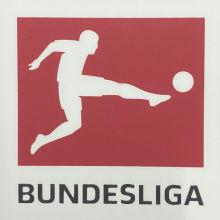 2020/21 Germany-Bundesliga Patch 德甲红章
