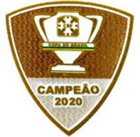 2020 Brazilian CAMPEAO Champions Patch 2020巴西杯冠军章
