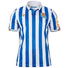 2021 Real Sociedad Marcon Cup Final Fans Soccer Jersey