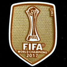 2017 FIFA Club World Cup Champions Patch 2017世俱杯金杯