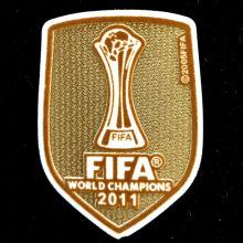 2011 FIFA Club World Cup Champions Patch 2011世俱杯金杯