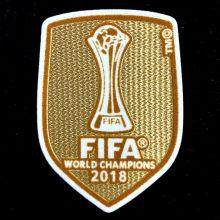 2018 FIFA Club World Cup Champions Patch 2018世俱杯金杯