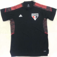 2021/22 Sao Paulo Black Training Jersey