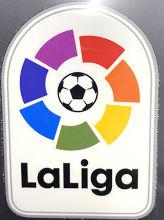 Spain Laliga Patch 西甲胶章