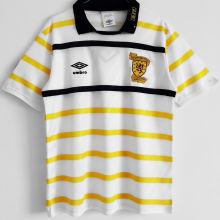 1988/1991 Scotland Away Retro Soccer Jersey