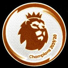 2020/21 Premier League Gold Patch 2020/21英超金绒章