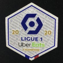 2020 France League 1 Patch 2020法甲金章