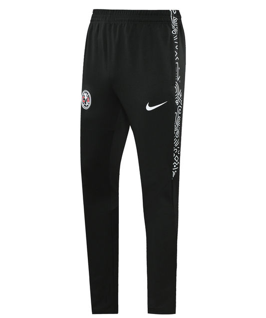2021/22 Club America Black Sports Trousers