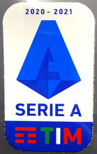 2020/21 Italy-Serie A Patch 意甲胶章