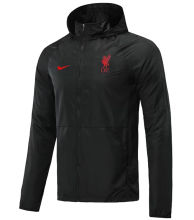 2021 LFC Black Windbreaker