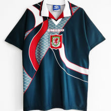 1994/1995 Wales Away Retro Soccer Jersey