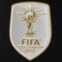 FIFA WORLD CHAMPIONS 2018 Patch 2018世界杯白底法国用杯
