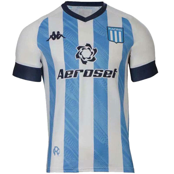 2021 Racing Home Fans Soccer Jersey