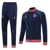 2021/22 PARIS JD Royal Blue Jacket Tracksuit