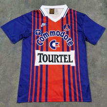 1993/1994 PSG Home Retro Soccer Jersey