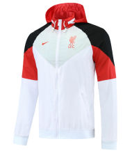 2021 LFC Red WHite Windbreaker