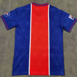 1995/1996 PSG Home Retro Soccer Jersey