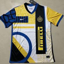 2021 In Milan Third Fans Soccer Jersey