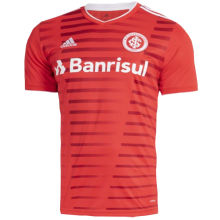 2021/22 Internacional 1:1 Quality Home Red Fans Soccer Jersey