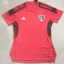 2021/22 Sao Paulo Red Women Training Jersey