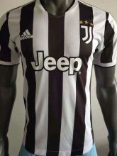 2021/22 JUV Home Player Version Soccer Jersey