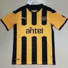 2021/22 Atletico Penarol Home Fans Soccer Jersey