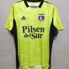 2021 Colo-Colo Green GK Soccer Jersey