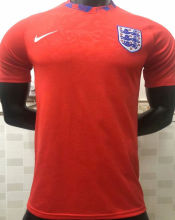 2021 Englang Red Player Version Training Jersey